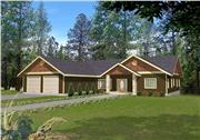 View house Plan#132-1409