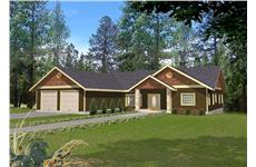 Main image for house plan # 15614
