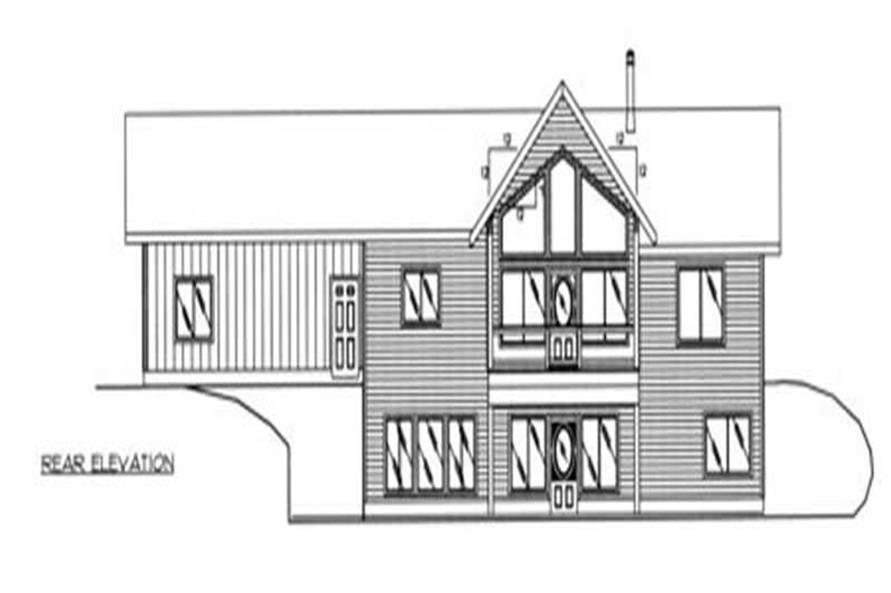 House Plan #132-1411