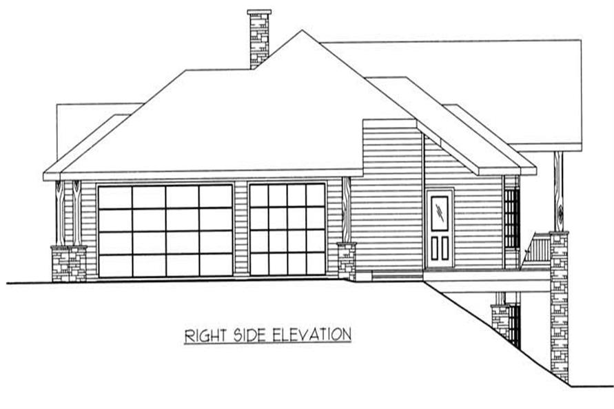 House Plan #132-1416