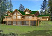View house Plan#132-1426