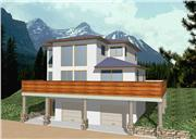 View house Plan#132-1431