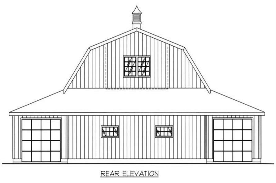 House Plan #132-1432
