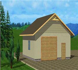 House Plan #132-1435