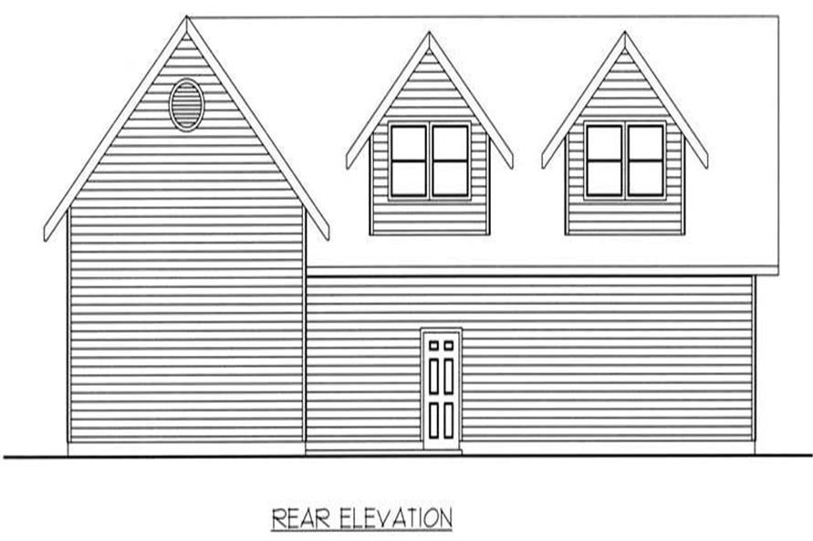House Plan #132-1448