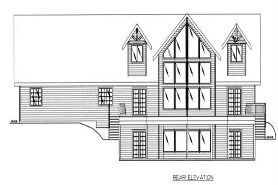 House Plan #132-1452