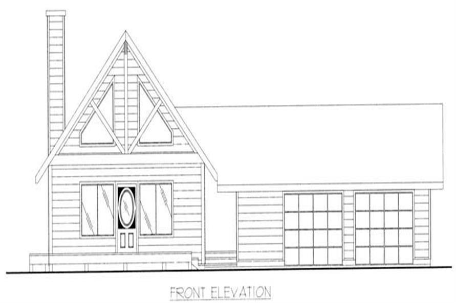 House Plan #132-1456