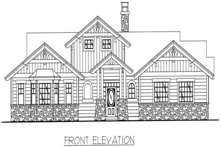 House Plan #132-1459