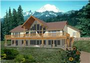 View house Plan#132-1470