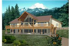 Main image for house plan # 8824