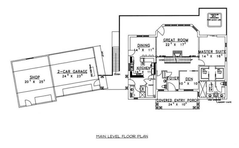 Coastal Concrete Block Icf Design House Plans Home