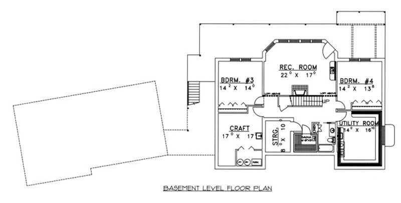 Coastal, Concrete Block/ ICF Design House Plans