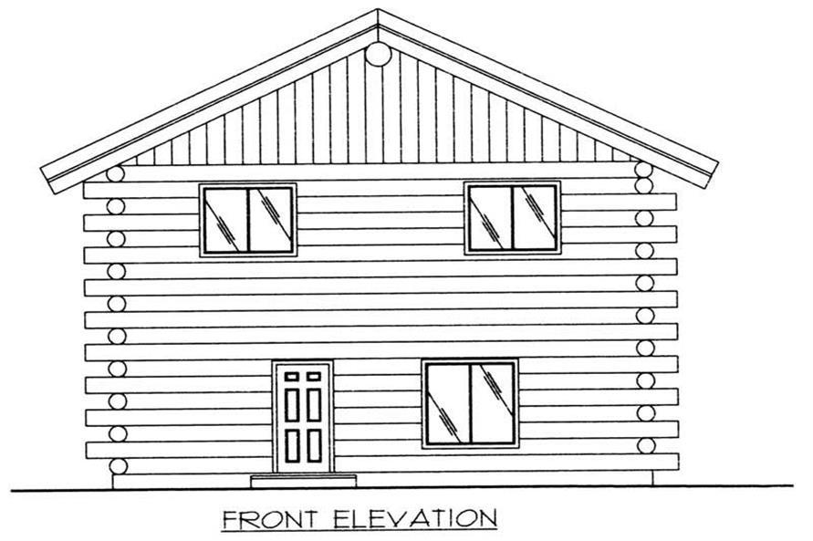 House Plan #132-1491