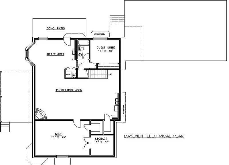 Contemporary vacation homes house plans home design ghd for 1500 sq ft house plans with basement