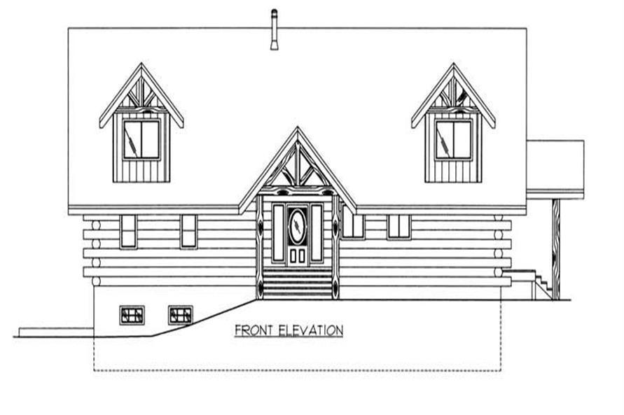House Plan #132-1503