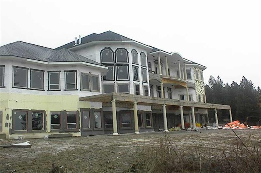 PHOTO of this 6-Bedroom,8203 Sq Ft Plan -8203