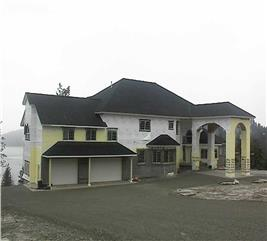 House Plan #132-1504