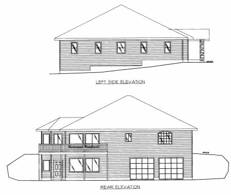 ranch house plans insulated concrete form popular house