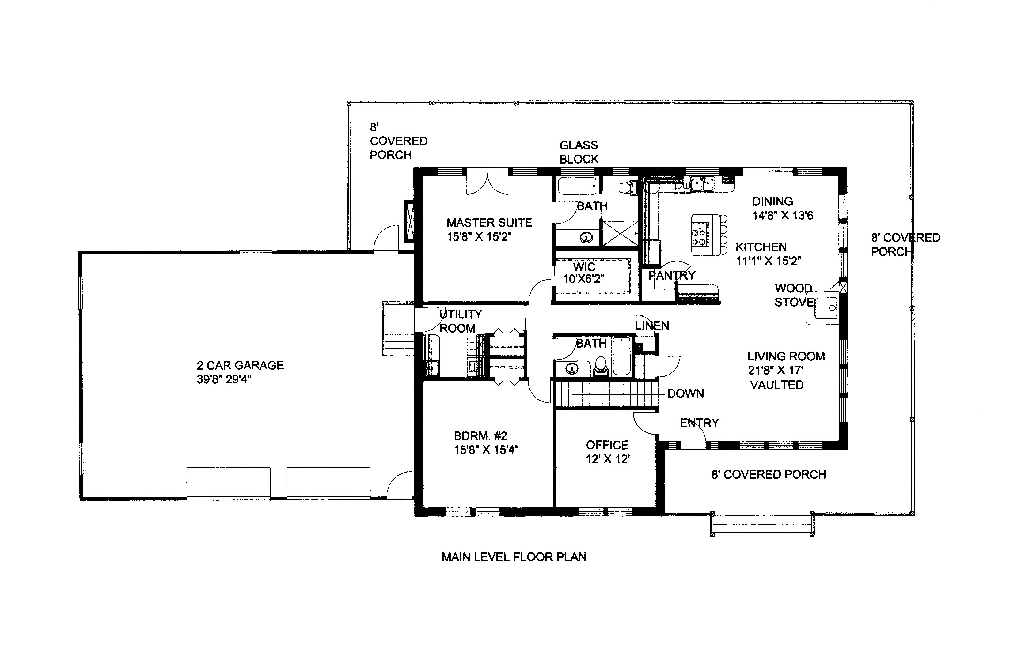 Traditional House Plan 132 1525 4 Bedrm 4026 Sq Ft Home