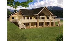 View New House Plan#132-1531