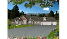 View New House Plan#132-1534