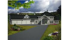 View New House Plan#132-1537