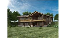 View New House Plan#132-1539
