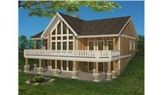 View New House Plan#132-1542