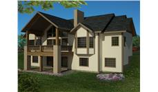 View New House Plan#132-1543