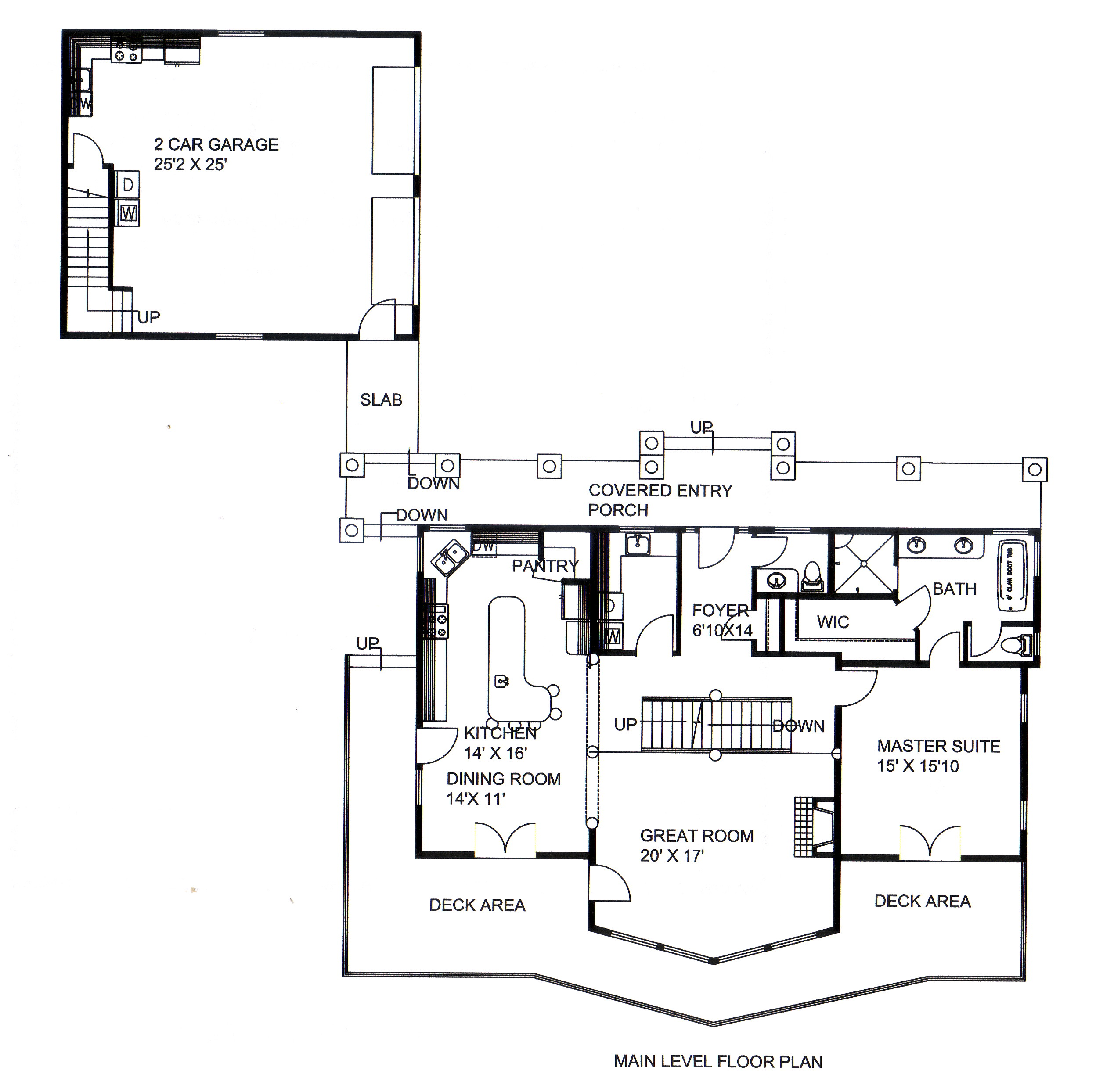 Floor Planning Tools In Asic: Traditional House Plan #132-1545: 3 Bedrm, 2522 Sq Ft Home
