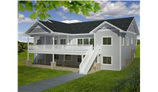 View New House Plan#132-1546