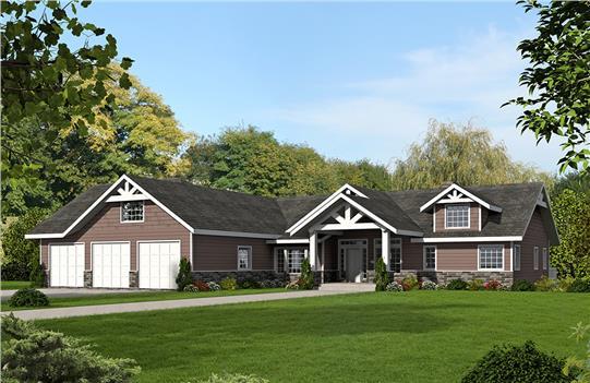 House Plan #2168