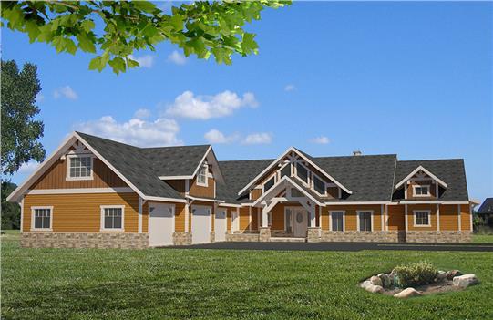 House Plan #2171
