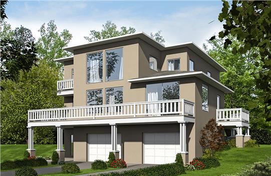 House Plan #2178