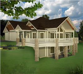 House Plan #132-1624