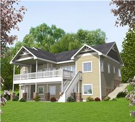 House Plan #132-1635