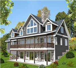 House Plan #132-1643