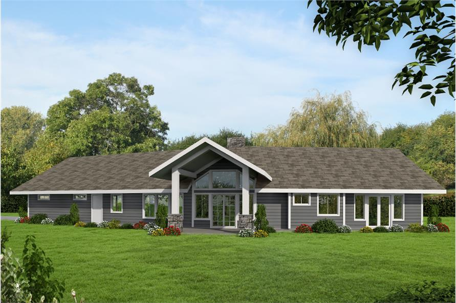 2 bedrm 1890 sq ft ranch house plan 132 1680 for 1890 house plans