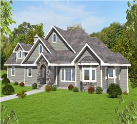 House Plan #132-1695