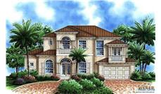 View New House Plan#133-1008