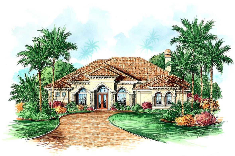 mediterranean home plans florida plan design siena 9538 133 1018 florida house plans color elevation