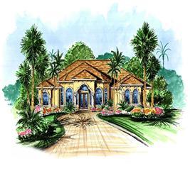 House Plan #133-1019