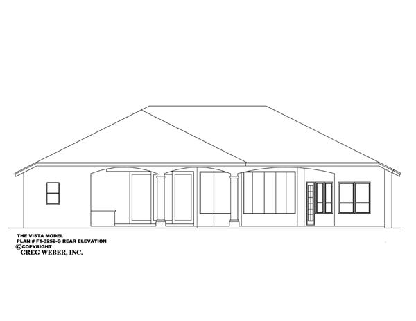 133-1019 rear elevation