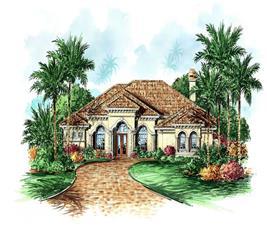 House Plan #133-1020