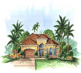 House Plan #133-1026