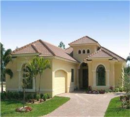 House Plan #133-1029