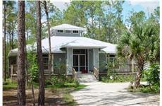Florida House Plans exterior.