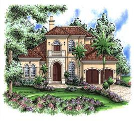 House Plan #133-1034