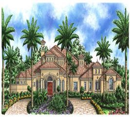 House Plan #133-1035