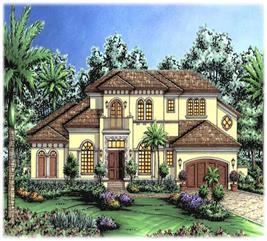 House Plan #133-1037
